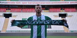 Konyaspor'dan bir transfer daha