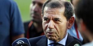 Galatasaray Kulübü Başkanı Özbek: Görevimi Yerine Getirdiğim İçin Mutluyum