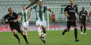 Süper Lig: Atiker Konyaspor: 3 - Gençlerbirliği: 0