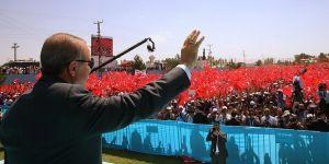 Erdoğan: Türkiye artık ayağa kalktı