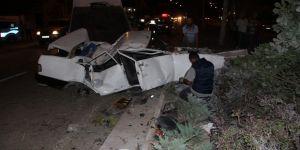 Konya'da Yayaya Çarpan Otomobil Devrildi: 1 Ölü 3 Yaralı