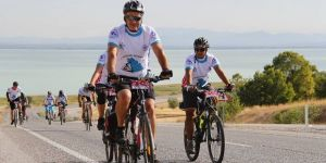 Bisikletçiler Beyşehir'de Tur Atacak