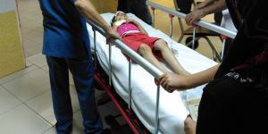 Konya'da 4 Yaşındaki Çocuğa Araba Çarptı