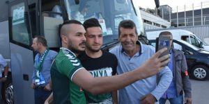 Atiker Konyaspor Marsilya'ya ulaştı