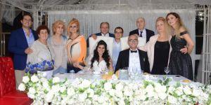 Cevat Özpınar kızını evlendirdi