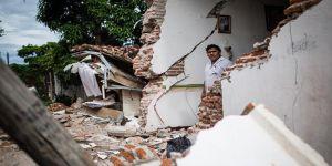 Meksika'da 7,1 Büyüklüğünde Deprem