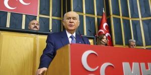 Mhp Genel Başkanı Bahçeli: Beka Mücadelesinde Sonuna Kadar Omuz Omuzayız