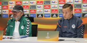 Salzburg maçında Avrupa'daki yerimizi belli edeceğiz