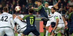 Atiker Konyaspor-Salzburg: 0-2