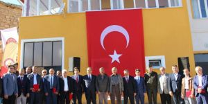Konya'da Şehit Ailesine Ev Hediye Edildi