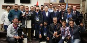 Başbakan Yıldırım, Gazeteciler Günü'nü Kutladı