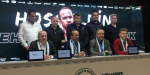 Şifo Mehmet resmen Konyaspor'da