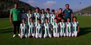 Konyaspor U12 takımı, Cumhuriyet Kupası'nda