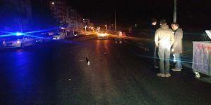 Yaşlı kadın otomobilin çarpması sonucu öldü