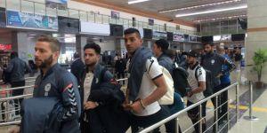 Konyaspor yola çıktı