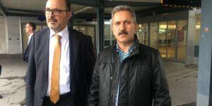Konyaspor'u Başkonsolos karşıladı
