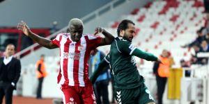 Sivasspor-Konyaspor: 2-1