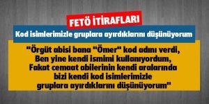 Konya'daki FETÖ'cülerden itiraflar