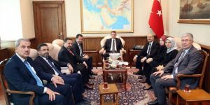Konya milletvekillerinden ziyaretler