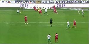 Konyaspor 1 - Antalyaspor 1 (MS)