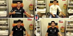 Beşiktaş, 4 Genç Oyuncusuyla Profesyonel Sözleşme İmzaladı