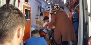 Pyd'li Teröristler İşçiyi Yaraladı