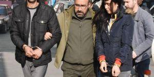 Konya'da silah kuryesi yakalandı