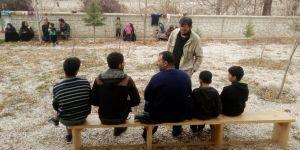 Konya'da 43 Iraklı göçmen yol kontrolünde yakalandı