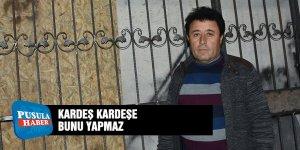Kardeşi dilenci çıkan Ali Coşar: Kardeş kardeşe bunu yapmaz