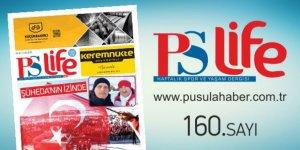 PSLİFE 160. SAYI