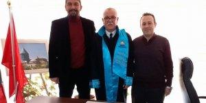 Mehmet Kamanlı, profesör oldu