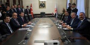 AK Parti-MHP İttifak Komisyonunun Adı Belli Oldu