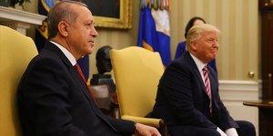 Erdoğan İle Trump Görüşecek