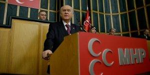 Mhp Genel Başkanı Bahçeli: Kimse Türk Milletine Menbiç'ten Parmak Sallamaya Kalkışmasın
