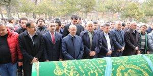 Ali Singil, Hadim'de dualarla uğurlandı