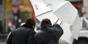 """Meteorolojiden Konya'ya """"Kuvvetli Fırtına"""" Uyarısı"""