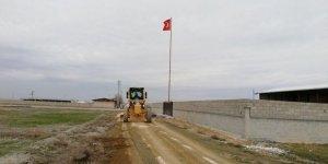Karatay'da altyapı çalışmaları