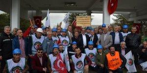 CHP'li Vekiller Ilgın'da