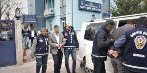 Konya'daki silahlı saldırıyla ilgili 5 gözaltı