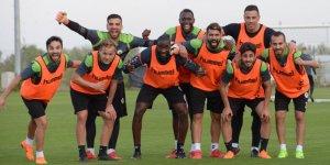Konyaspor, Fenerbahçe maçının hazırlıklarını sürdürdü