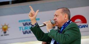 Erdoğan: Paralarınızı gidin TL'ye yatırın