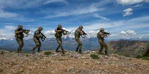 Şırnak İle Irak'ın Kuzeyinde 87 Terörist Etkisiz Hale Getirildi