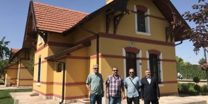 TSYD Konya tarihi binasına kavuştu
