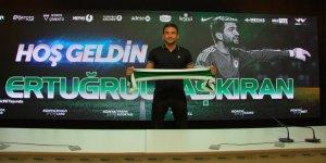 Ertuğrul Taşkıran Konyaspor'da