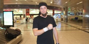 Kobra yılanının ısırdığı Aref Ghafouri, Türkiye'ye döndü