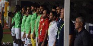 Duran toplarda bilet, Ali Turan'a kesildi