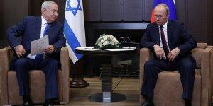 Netanyahu İle Putin Telefonda Görüştü