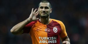 Galatasaraylı Futbolcu Eren Derdiyok: Mutluyuz