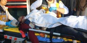 Beş Katlı Binanın Çatısından Düşen Çocuk Öldü