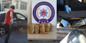 Konya'da Narkotik polisi uyuşturucuya geçit vermiyor